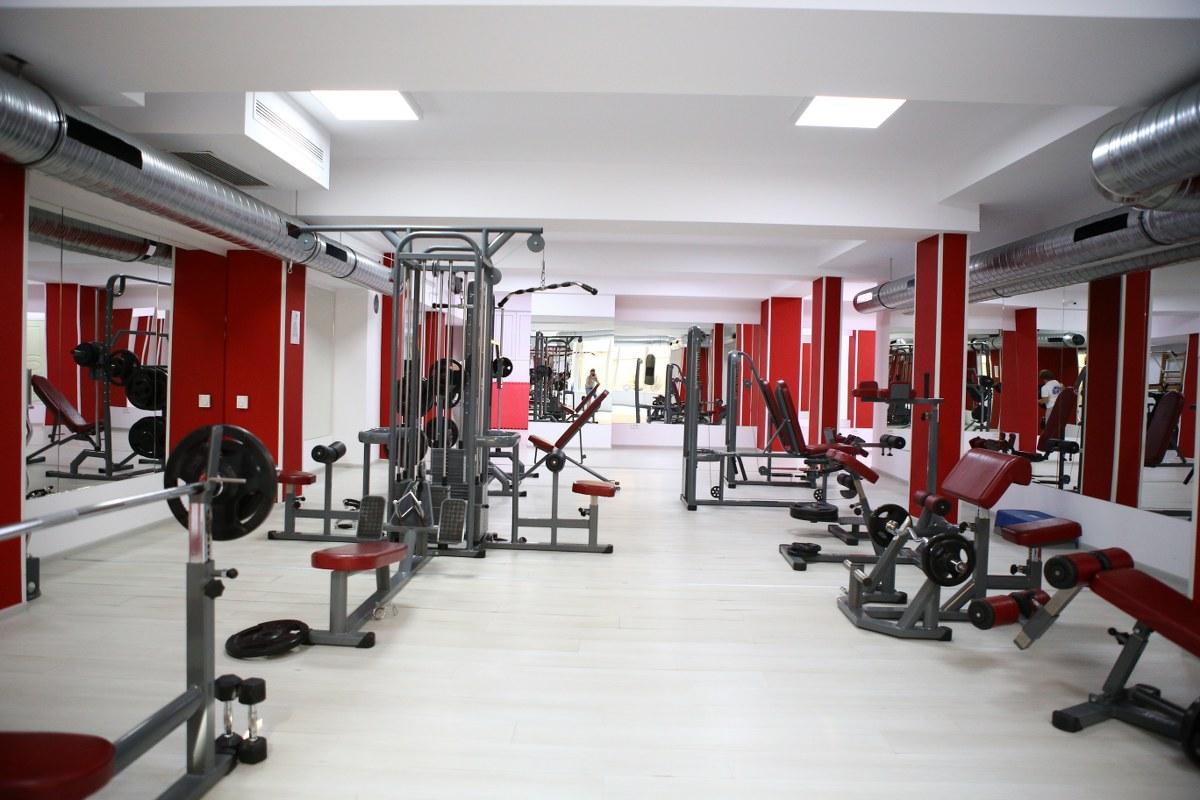 Sala fitness Aqua Sport Persepolis (Aviatiei)