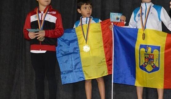 Campionii Aqua Sport in Ungaria