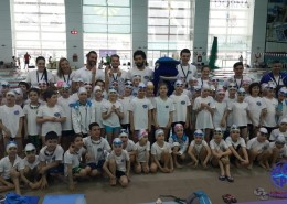 Aqua Sport -sportivi 8-9 ani