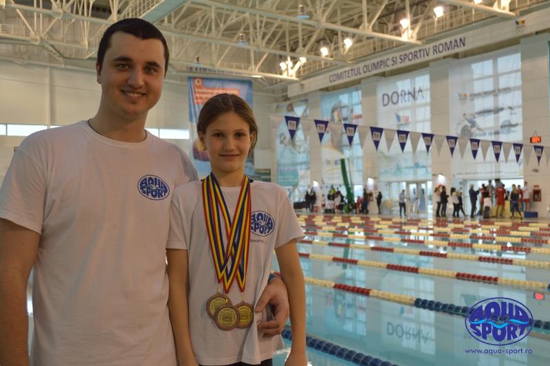 Campionatul Municipal 10-11 ani de la Izvorani