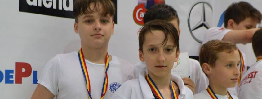 Campionat National 10-11 ani